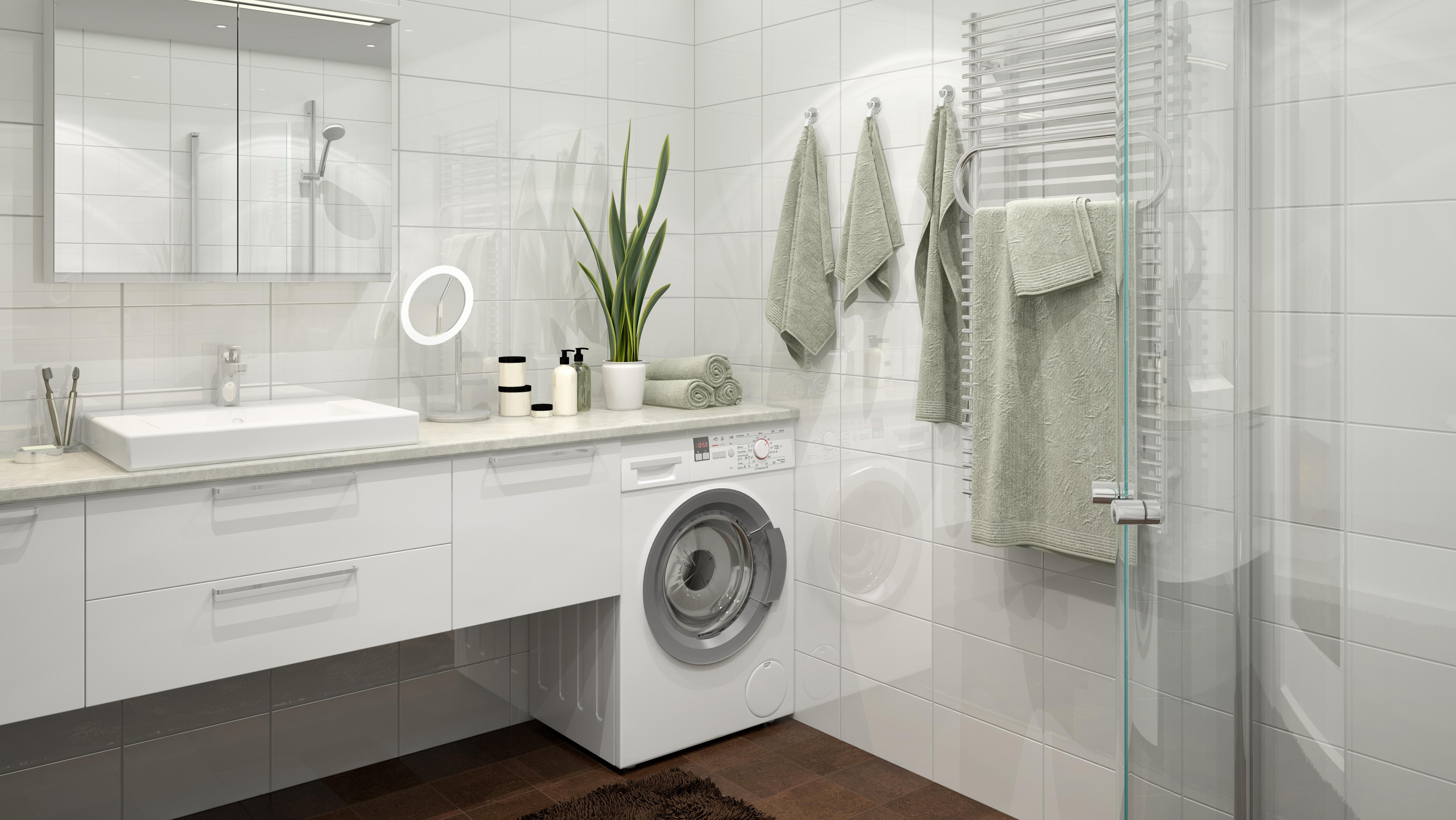 Przykłady płytek łazienkowych