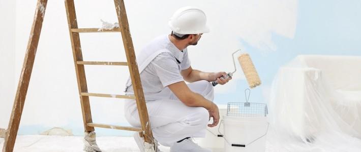 Zawód malarza wnętrz