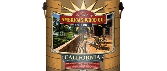 Kiedy należy stosować olej do drewna?