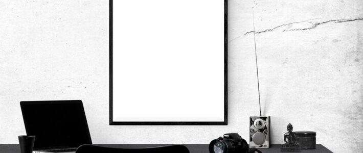 Czarno-białe plakaty do wnętrz – gdzie je umieścić?